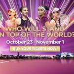 Tenis WTA Finals Singapore (26 octombrie - 1 noiembrie 2015)